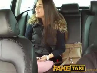 FakeTaxi Sexy Iva cant say no to free ...