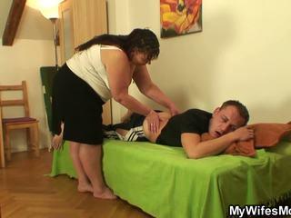 Gordinhas girlfriends mãe pleases ele, grátis porno 78