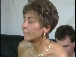 Tante: फ्री ग्रॉनी & पुराना & युवा पॉर्न वीडियो