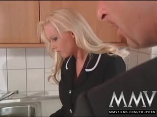 MMVFilms Kelly Trump loves fucking and a facial