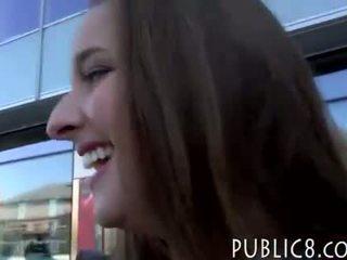 الهاوي تشيكي فتاة amirah adara pounded بواسطة stranger dude