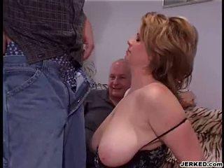 বড় dicks নতুন, blowjob গুণমান, বাস্তব বড় tits