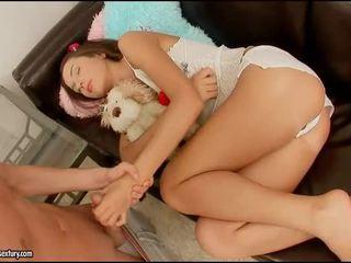 बिल्ली ड्रिलिंग, लड़कियां, अश्लील वीडियो