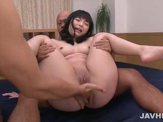 Hina maeda in giapponese trio