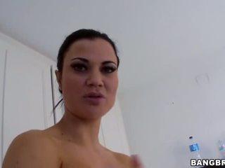 payudara besar, babes, shower