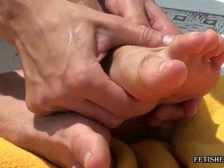 fetiș picior, sex gay om mare, hung mare stud pula