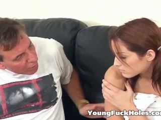 Taking Care Of Horny Step Dad