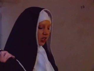 Nun catches teen masterbating