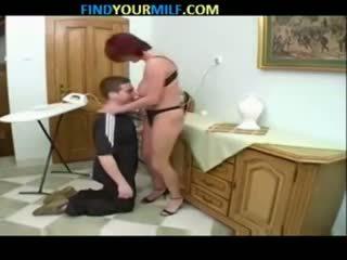 Rosyjskie mama i syn rodzina seductions 09