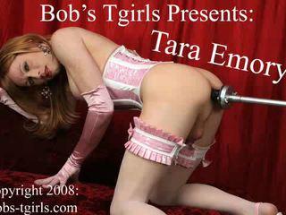 Tara emory - la follando máquina