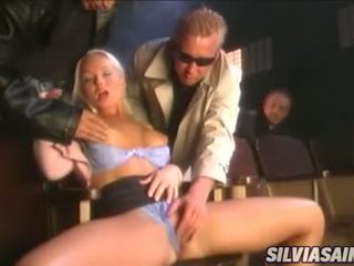 Girl Stretching Her Mouth Open With Her Hands