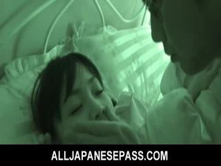 Спящ ангел hikaru momose has изненада чукане