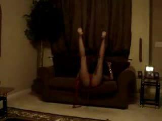God dam đen stripper tại quê hương wow cô xấu video