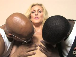 Granny Fucked in all Holes with Fat Black Cocks: HD Porn fd