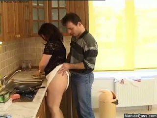 脂肪 プッシー キッチン フロア ファック, フリー 大きな美しい女性 ポルノの 81