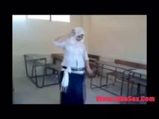 Arab egypte dance în școală