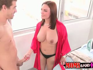 Abby traverser fucks stepdaughters boyfriend