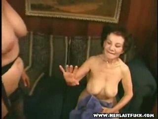 nonna, nonna, granny sex
