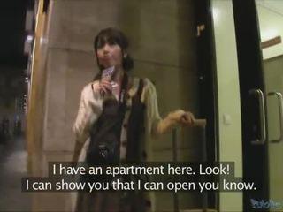 Japanska turist persuaded till har kön