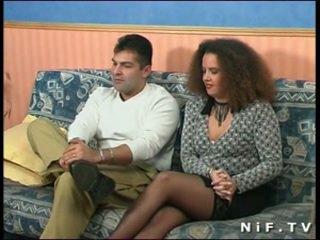 swingers, fransız, anal
