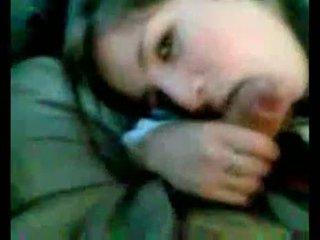 Argentinke punca, sesanje v avto