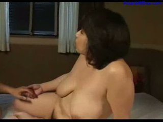 Hot lemak mom aku wis dhemen jancok licked fingered ngisep young guy jago on the