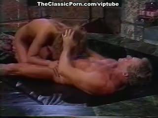 Barbara dare, nina hartley, erica boyer en vintage porno clip