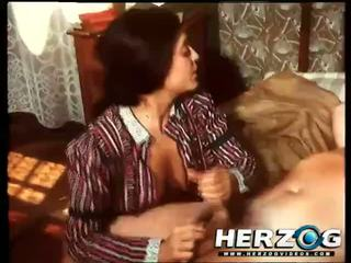 Sexy Bavarian Maid Getting Banged By Her Landlord