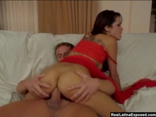 Hot Latina Screams of Both Pleasure and Pain: Free Porn 14