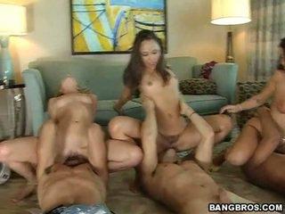 Lexi Belle, Kristina Rose, Whitney Stevens
