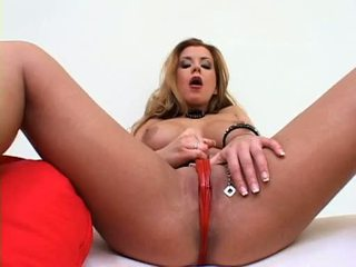 Hot Dorothy Black Enjoys Playing Her Massive Bra Buddies And Wet Thick Twat