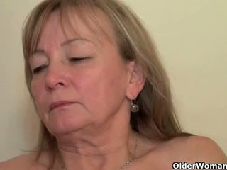 fun cougar channel, old, gilf fucking