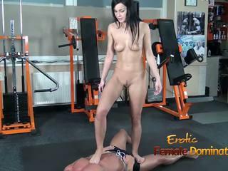foot fetish, masturbácia, femdom