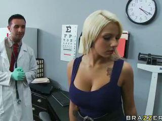 Lylith lavey getting مارس الجنس بواسطة لها الطبيب فيديو