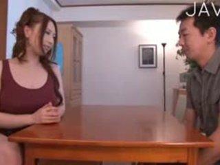 اليابانية, فتاة, بالإصبع