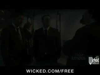 Alektra Blue - Men In Black: A Hardcore Parody Trailer