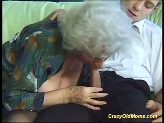 Rinnakas hull vana emme needs ainult värske tugev cocks