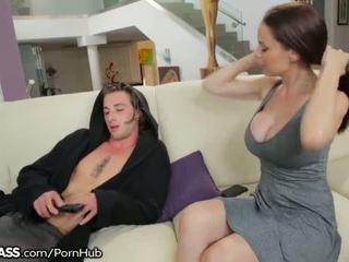 deepthroat, big boobs, pumë
