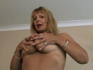 épais, gros seins, naturel