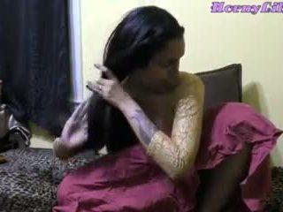 Збуджена lily індійська bhabhi diwali роль грати в hindi: порно 09