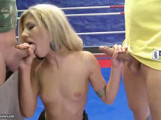 hardcore sex zábava, kouření, nejlepší blondýnky volný