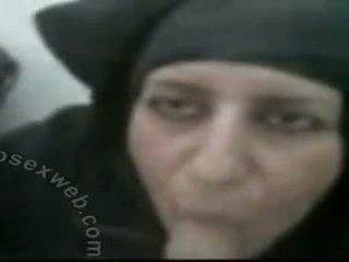 Hijabi küpsemad arab löök töö