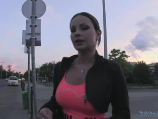 Beauty abbie gains نقد و gets مارس الجنس