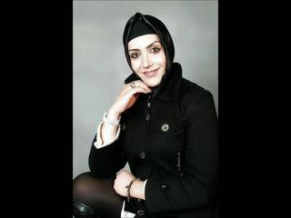 Turkish-arabic-asian hijapp μείγμα photo 11