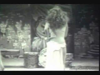 porno retro, sexo retro, muchachas del vintage