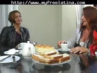 Brazil anya és stepson latin cumshots latin nyelés brazil mexikói spanyol