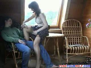 מנוסה אמא מזוין על ידי נער חלק 2