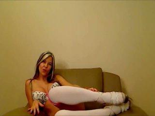 Stinky Stripper Socks Femdom JOI, Free Porn 23