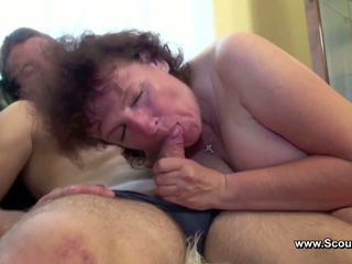 Mom kejiret german boy and get fucked in all holes
