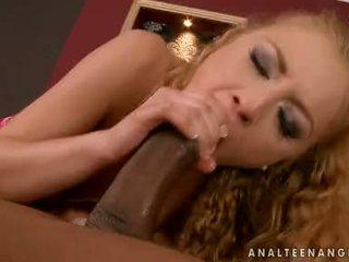 hq wit nominale, groot mooi, ideaal anale sex plezier